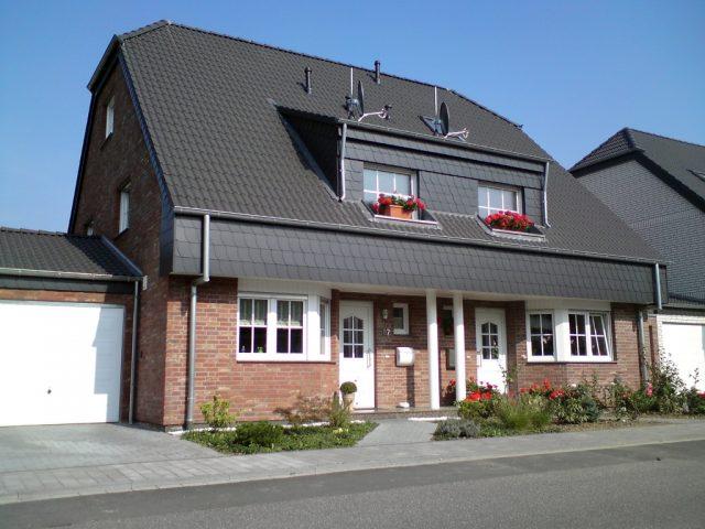 """Haustyp """"Classic"""" als Doppelhaus"""